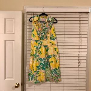 Lilly Pulitzer Collared Dress